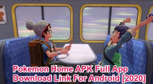 pokemon home apk app full version download on android