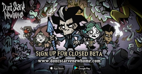 Don T Starve Newhome Apk For Android Ios 2020 Official Tencent Game Ar Droiding