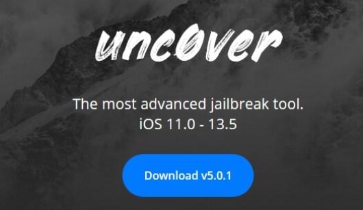 unc0ver 5.0.1 jailbreak download