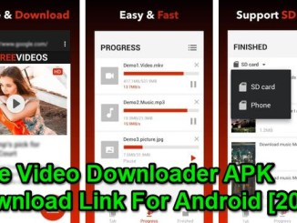 Free Video Downloader pro apk 2020