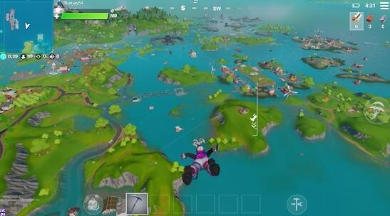 fortnite apk screenshots