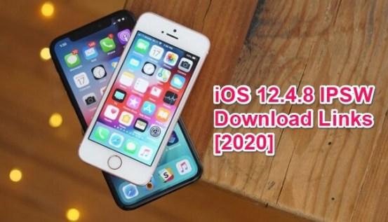 ios 12.4.8 ipsw download