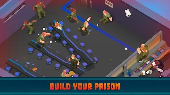 prison empire tycoon screenshot
