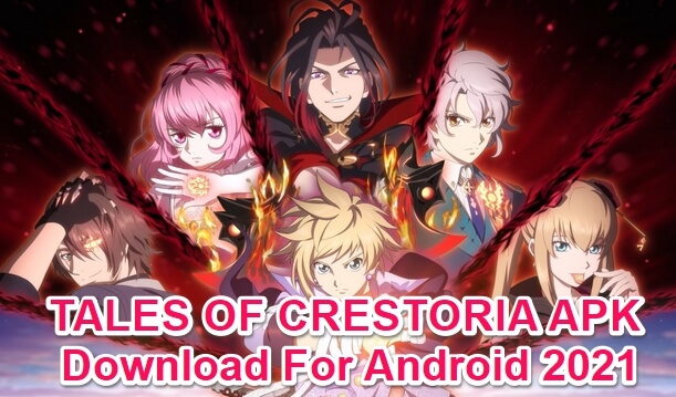 tales of crestoria obt apk for android