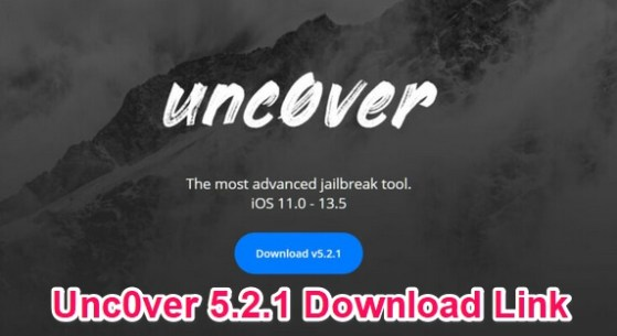 unc0ver 5.2.1 jailbreak