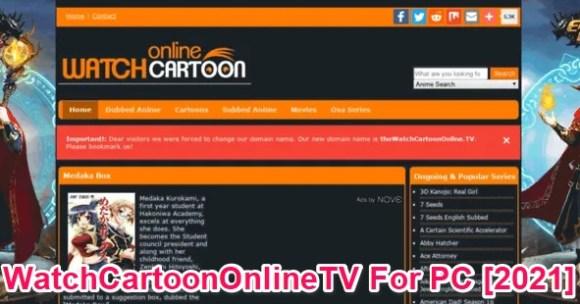 watchcartoononline.tv apk for pc