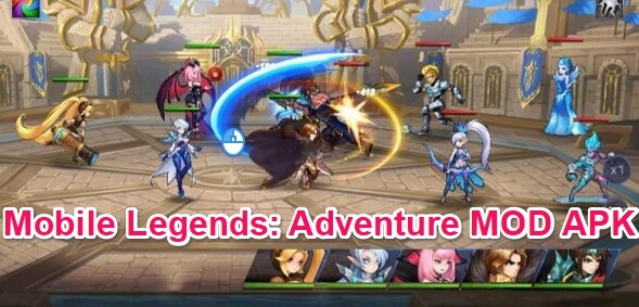 mobile legends adventure apk mod