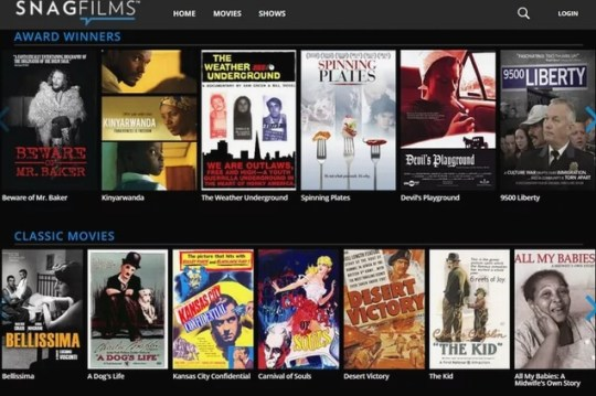 sngfilms online movie streaming site