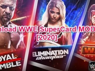 wwe supercard mod 2020