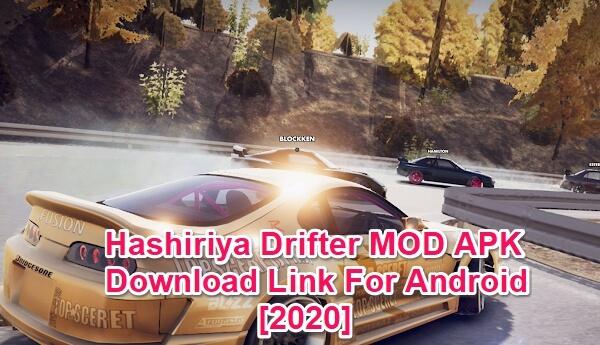 Now open the apk file or simply drag and drop it on your bluestacks player. hashiriya drifter mod apk   AR Droiding