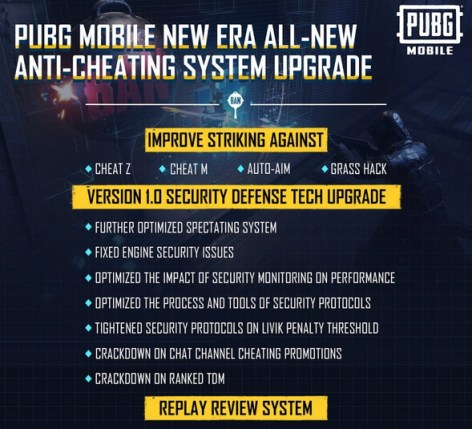 pubg 1.0 anti cheat system