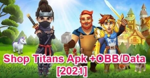 shop titans apk mod