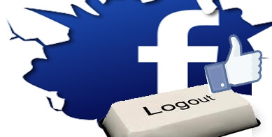 log out from facebook on all devices