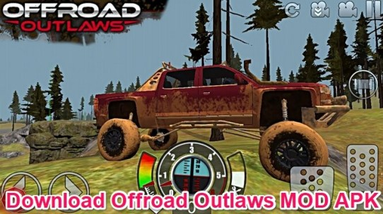 offroad outlaws mod
