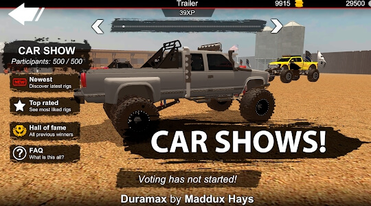 offroad outlaws screenshots