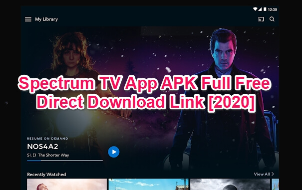 spectrum tv app apk