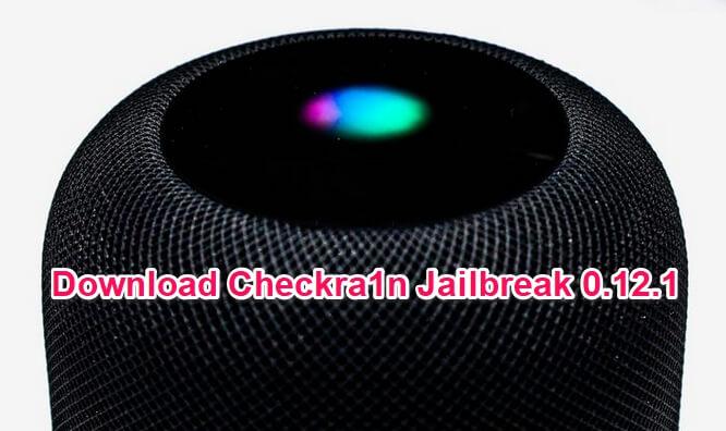 checkra1n jailbreak 0.12.1