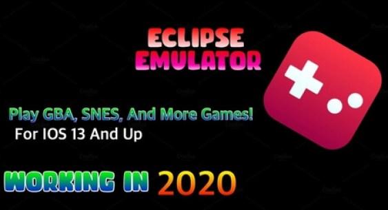 eclipse emulator gba