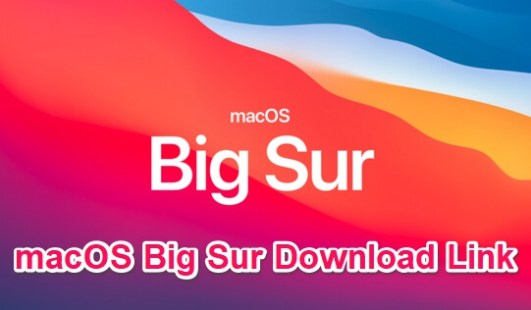 macos big sur download link