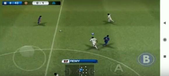 winning eleven 2012 screenshot