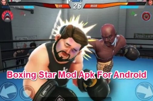 boxing star apk obb