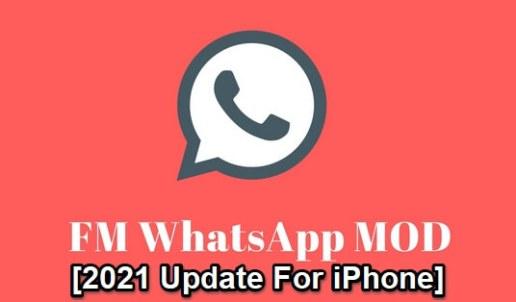 fmwhatsapp for iphone