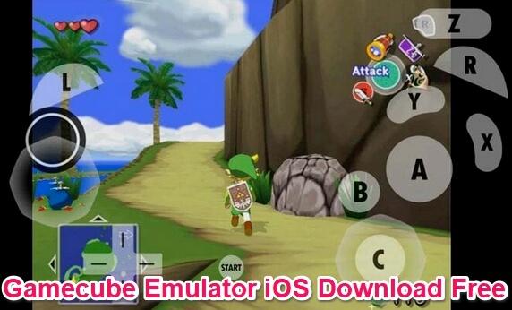 gamecube emulator ios