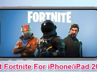fortnite for ios