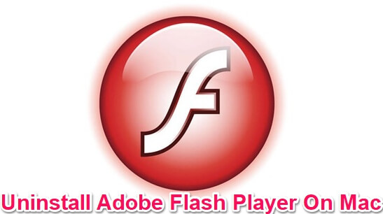 uninstall adobe flash on mac