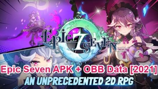 epic seven apk mod