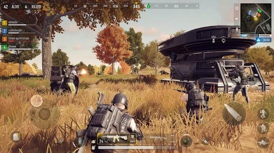 pubg new state screenshot
