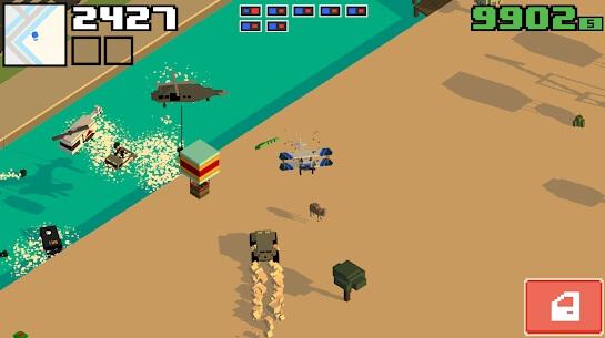 smashy road wanted 2 screenshot