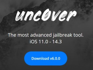 download unc0ver 6.0.0