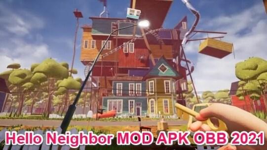 hello neighbor apk mod