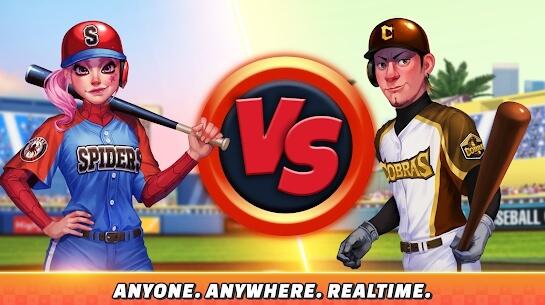 baseball clash apk screenshot