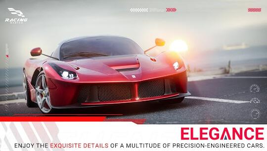 racing master mobile screenshots