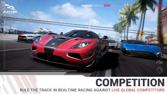 racing master screenshot