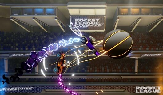 rocket league sideswipe apk screenshots