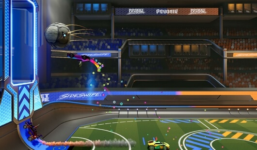 rocket league sideswipe screenshot