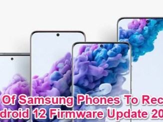 android 12 samsung phones