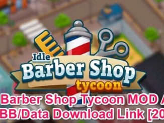 idle barber shop tycoon mod apk hack