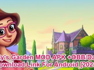 lily's garden game mod apk