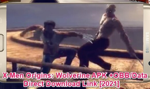 X-MEN ORIGINS WOLVERINE APK Download Latest Version For Android
