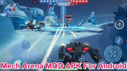 mech arena download apk