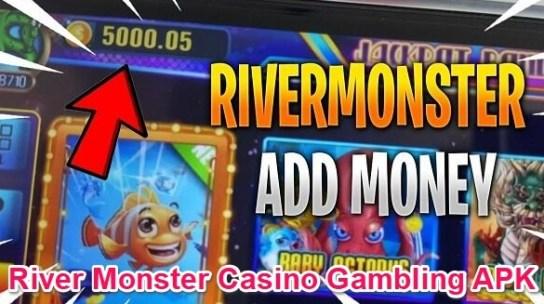 river monster app