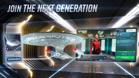 star trek fleet command apk screenshots