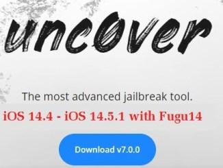 download unc0ver 7.0