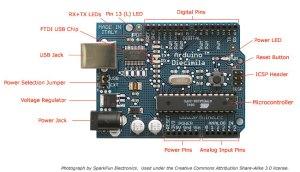 Arduino  ArduinoBoardDiecimila