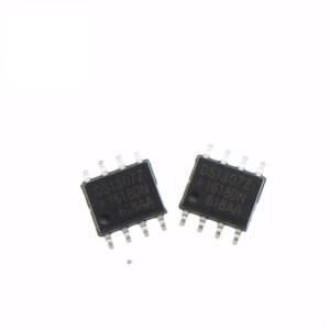 10PCS DS1307 DS1307Z SOP-8 RTC SERIAL 512K I2C Real-Time Clock IC