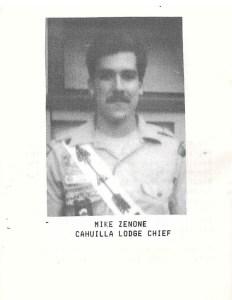 Mike Zenone